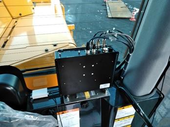 信号処理装置搭載例